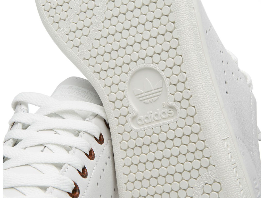 Adidas Chaussuers Homme/Femme x Raf Simons Stan Smith Blanc