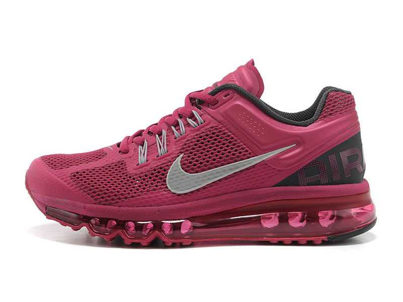 Nike Air Max 2013 - Women/Girl Running Shoe ...