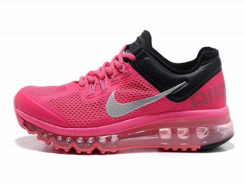 design intemporel 48ee6 001e6 Nike Air Max 2013 - Women/Girl Running Shoe Red/Black-1507080470-Nike  Official Website! Tn shoes Distributor France.