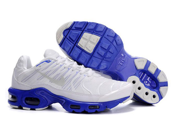 Air Max Nike Tn Requin 2011 Chaussures Pas Cher Pour Homme Blanc ...