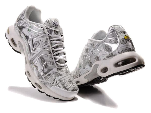finest selection 973d5 efcb8 ... Nike Air Max Tn RequinNike Tuned 1 Shoes Cheap For Men GreyDollar ...