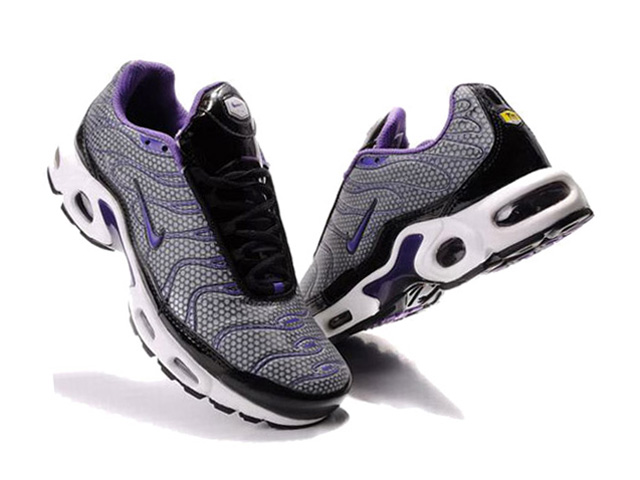 Nike Air Max Tn Requin Grey Purple The