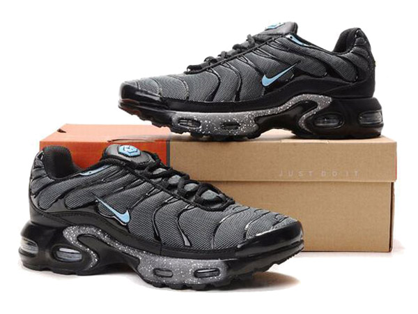 Air Max Nike Tn Requin/Nike Tuned 1 Chaussures Officiel Tn Pour Homme Gris/Bleu