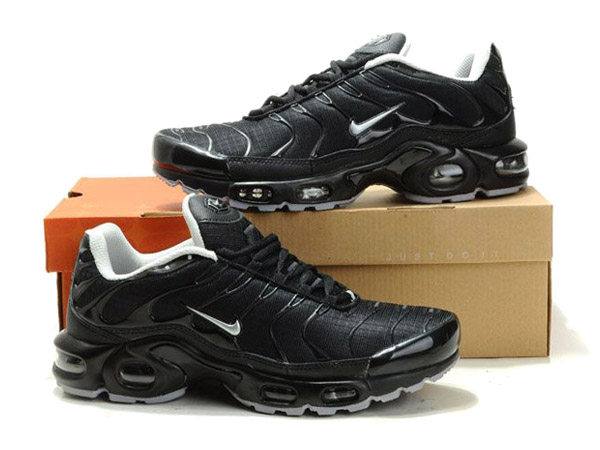 Air Max Nike Tn Requin/Nike Tuned 1 Chaussures Officiel Tn Pour Homme Noir