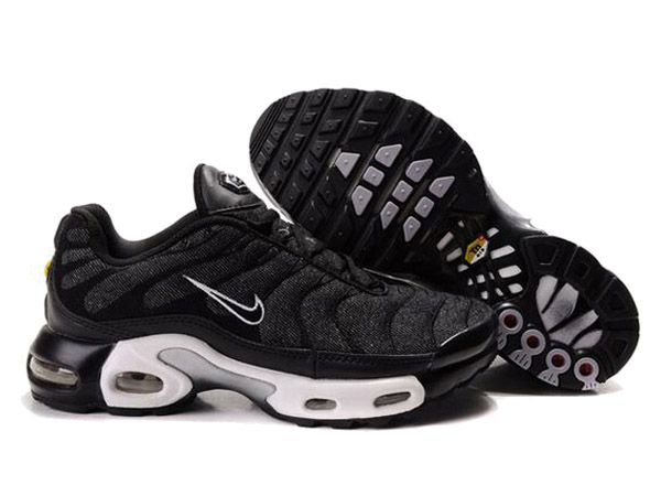Air Max Nike Tn Requin/Nike Tuned 1 Chaussures Officiel Tn Requin Pour Homme Noir