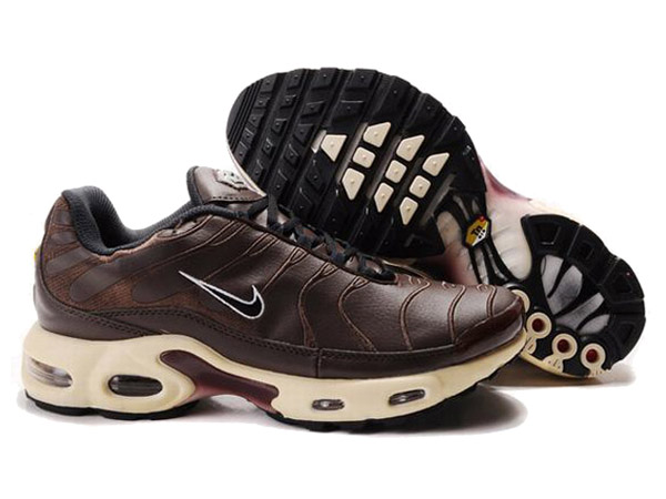 Air Max Nike Tn Requin/Nike Tuned 1 Chaussures Pas Cher Pour Homme Brun