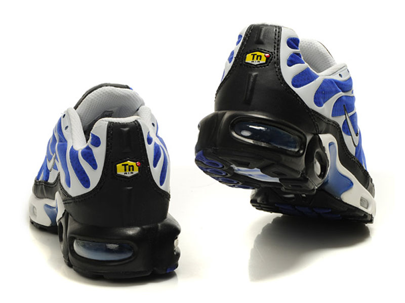 Air Max Nike Tn Requin/Tuned 2013 Chaussures Pas Cher Pour Homme Bleu/Blanc