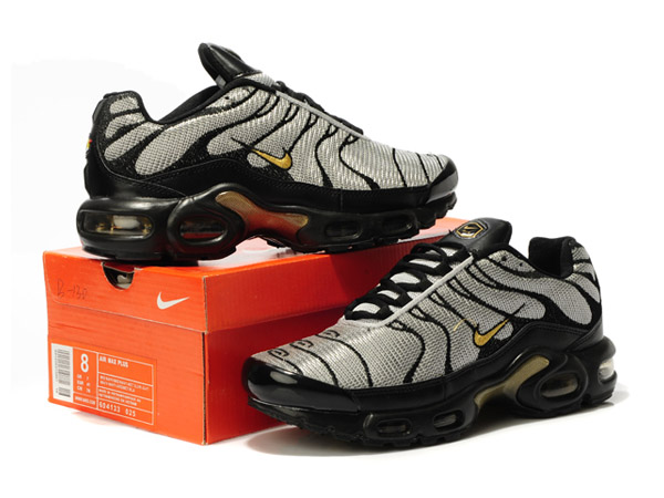 best service 0884d ce03d ... Nike Air Max Tn Requin Tuned 2013 Cheap Shoes For Men Black Yellow  ...