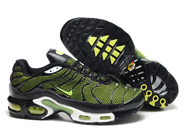 the latest eacf7 b0c1a Nike Air Max Tn Requin Tuned 2013 Cheap Shoes For Men Green Black