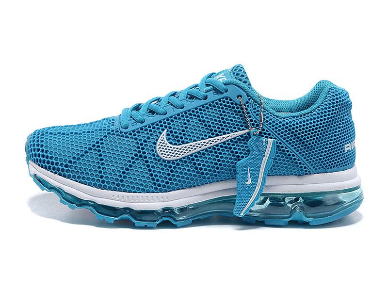 Nike Air Max 2013 FitSole2 Chaussure de Course à Pied Pas Cher Pour Homme Bleu 1507080754 Officiel Nike Site! Chaussures Tn Distributeur France.