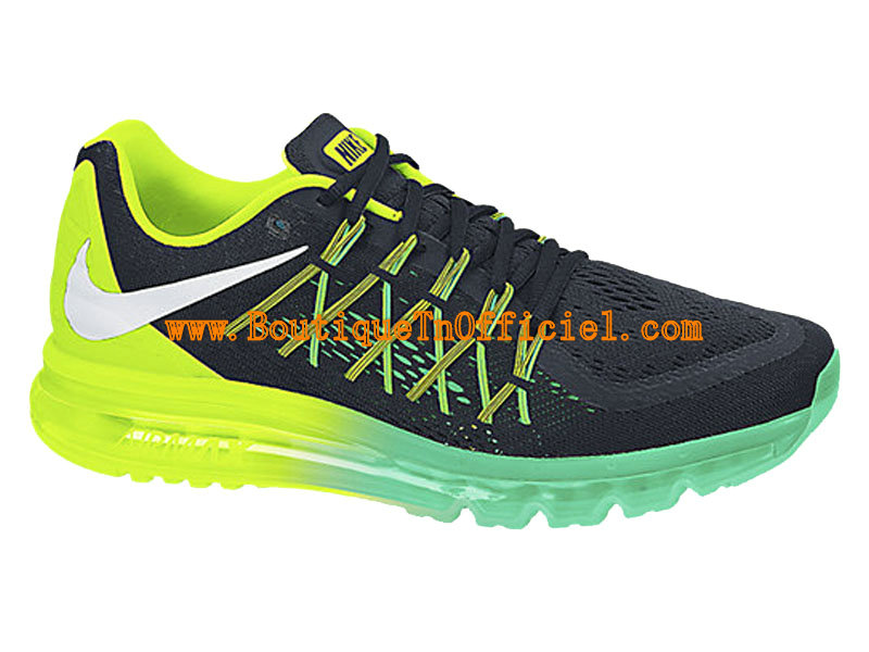 Nike Air Max 2015 GS Chaussures Pour Femme BlancViolet