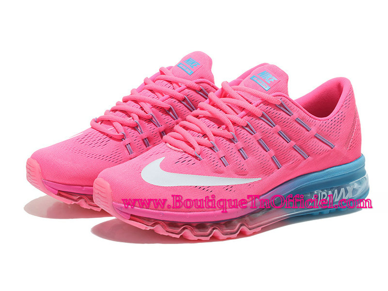 finest selection 3f26f 0eb0b ... Nike Air Max 2016 GS Chaussures Nike Course à Pied Pas Cher Pour Femme  ...