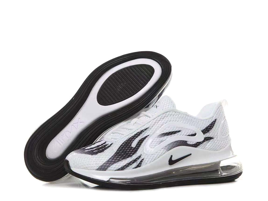 Nike Air Max 720 Chaussures de Running 2019 Pas Cher Pour Homme Blanc Noir AO2924 ID5 1906072617 Officiel Nike Site! Chaussures Tn Distributeur