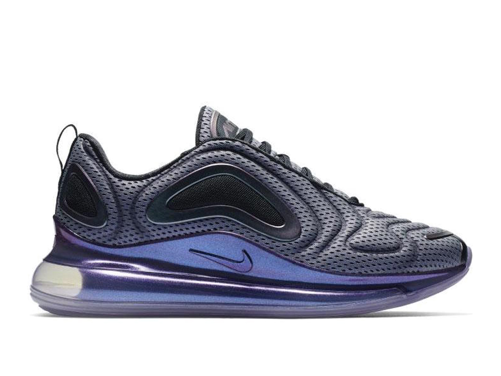 Nike Air Max 720 Chaussures de Running 2019 Pas Cher Pour Homme Pourpre AO2924-001