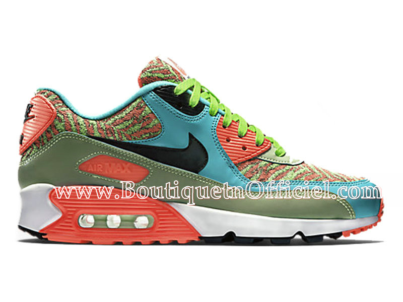 Nike Air Max 90 Anniversary Chaussures Pour Homme Lime Green 725235-306