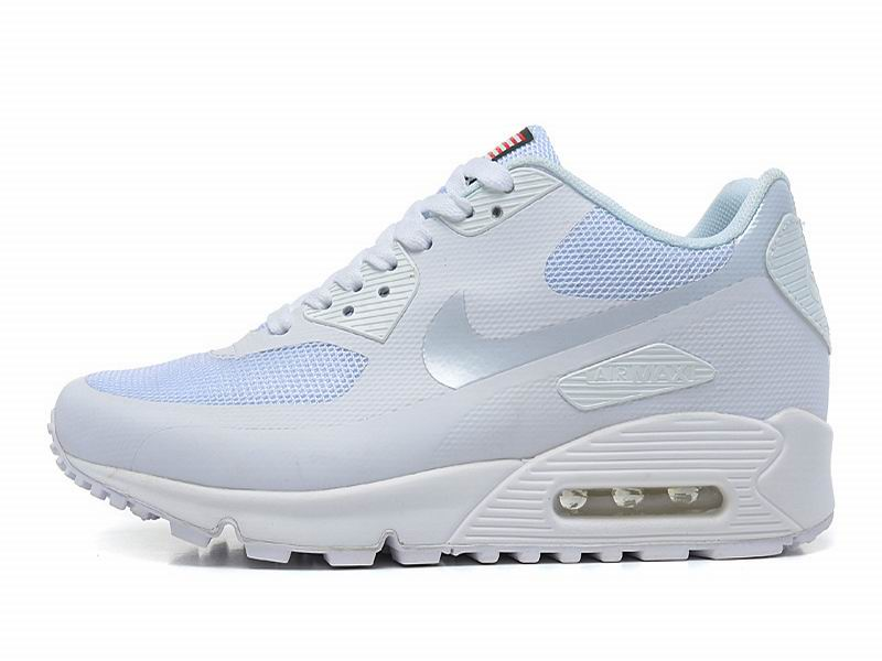 Nike Air Max 90 Essential Chaussures Pas Cher Pour Homme Blanc