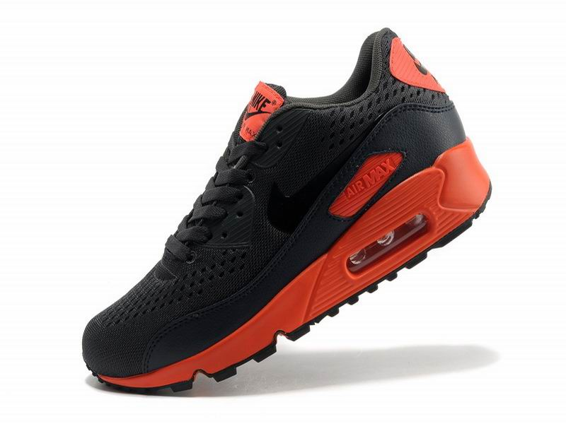 2018 sneakers to buy details for Nike Air Max 90 Essential Chaussures Pas Cher Pour Homme Noir ...