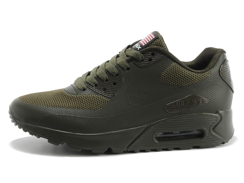 Nike Air Max 90 Hyperfuse USA GS Chaussures Pour Femme OD