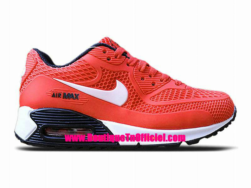 air max 90 enfant rouge