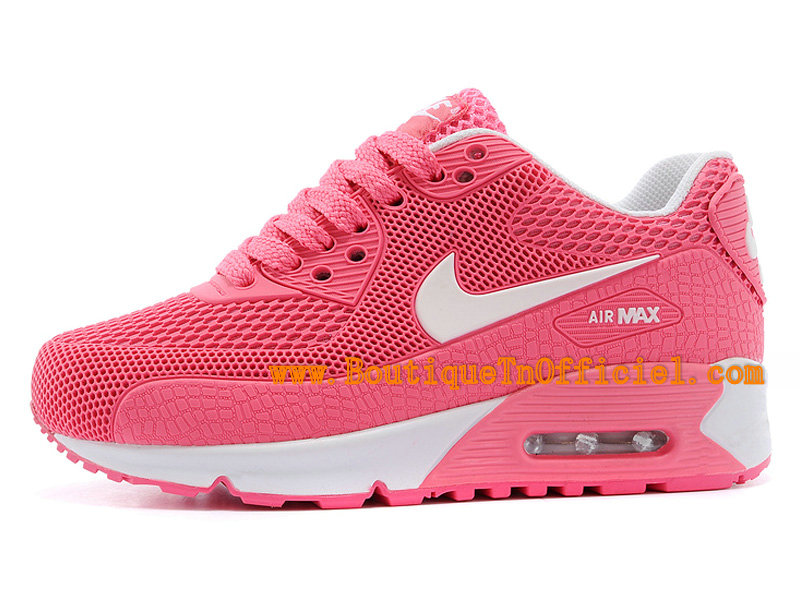 air max 90 fille rose