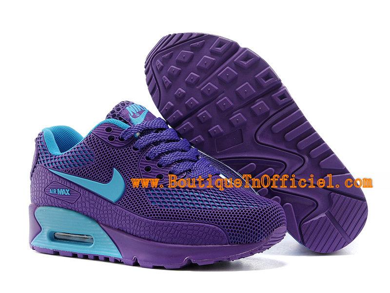 a78ec87fc1c32 ... Nike Air Max 90 Ps Chaussures Officiel Nike Pour Enfant/Fille/Garcon  PourPre
