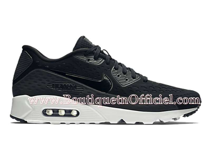 Nike Air Max 90 Ultra BR Chaussures Pour Homme Noir 725222-001