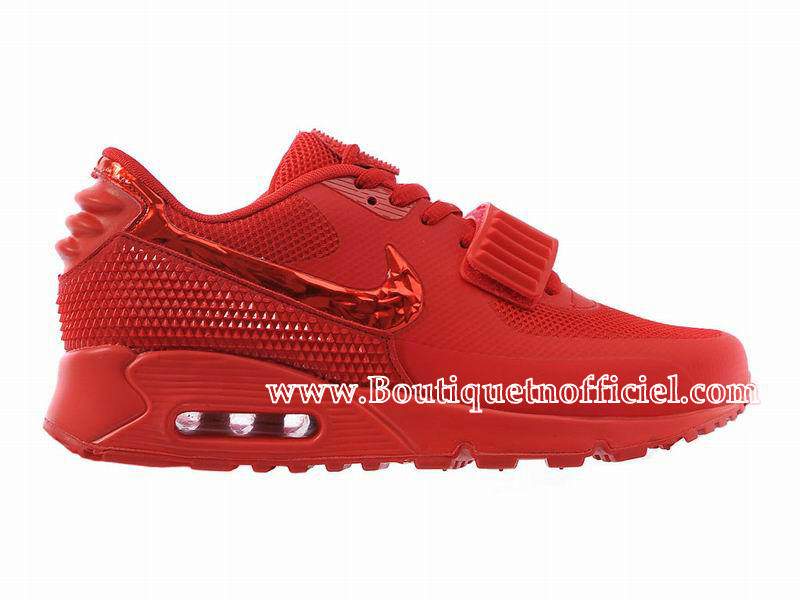 Nike Air Max 90 Yeezy 2 (Design by Blkvis) Men´s Nike Sportswear Shoes Red 508214 600iD 1507081604 Nike Official Website! Tn shoes Distributor