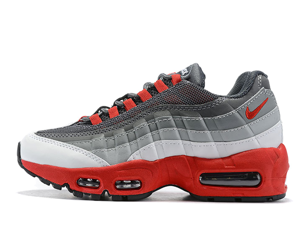 air max 95 enfant grise