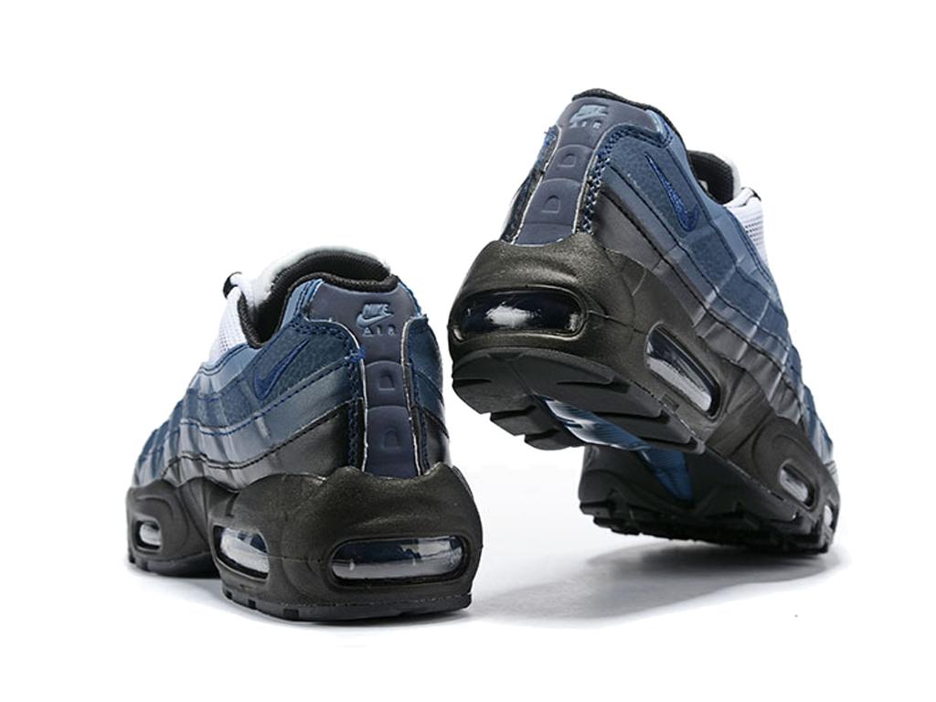 Nike Air Max 95 PS Chaussures Nike Basket Pas Cher Pour Enfant Noir Bleu 1904282576 Officiel Nike Site! Chaussures Tn Distributeur France.