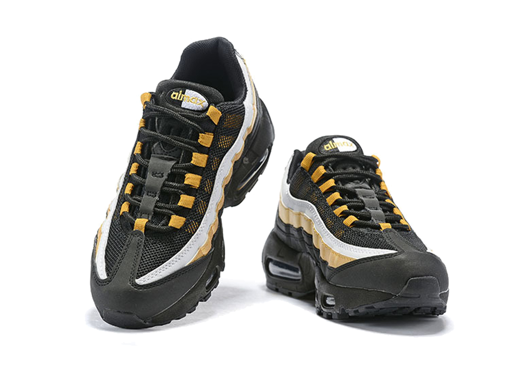 Nike Air Max 95 PS Chaussures Nike Basket Pas Cher Pour Enfant Or