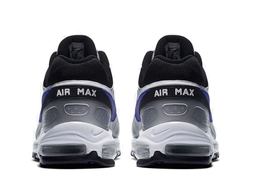 Nike Air Max 97/BW Chaussures Officiel Nike Pas Cher Pour Homme Gris AO2406-002