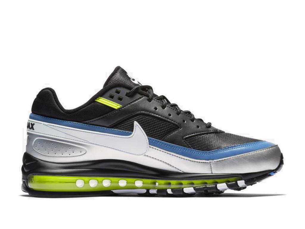 Nike Air Max 97BW Chaussures Officiel Nike Pas Cher Pour Homme Noir Bleu AO2406 003 1905042582 Officiel Nike Site! Chaussures Tn Distributeur France.