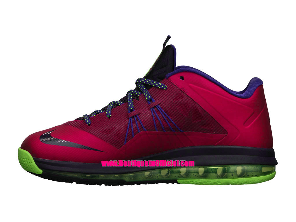 Nike Air Max Lebron X 10 Low Chaussures Baskets Nike Pas Cher Pour