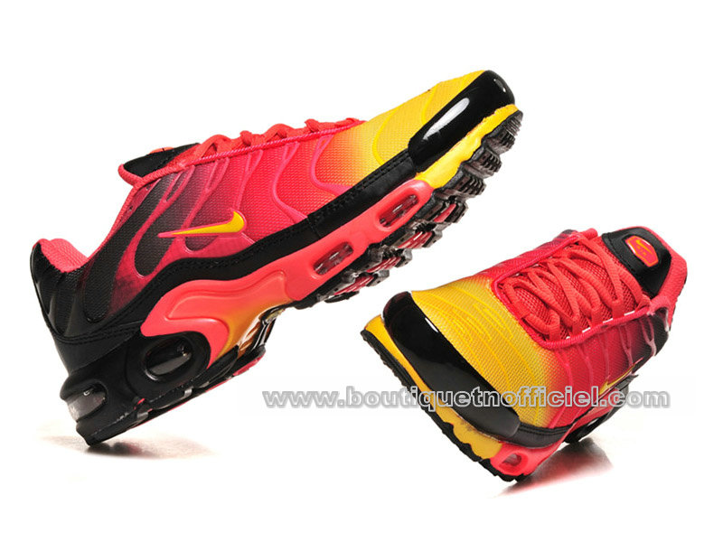 Nike Air Max Plus (Tn Requin 2014) Chaussures Pour Homme Rouge ...