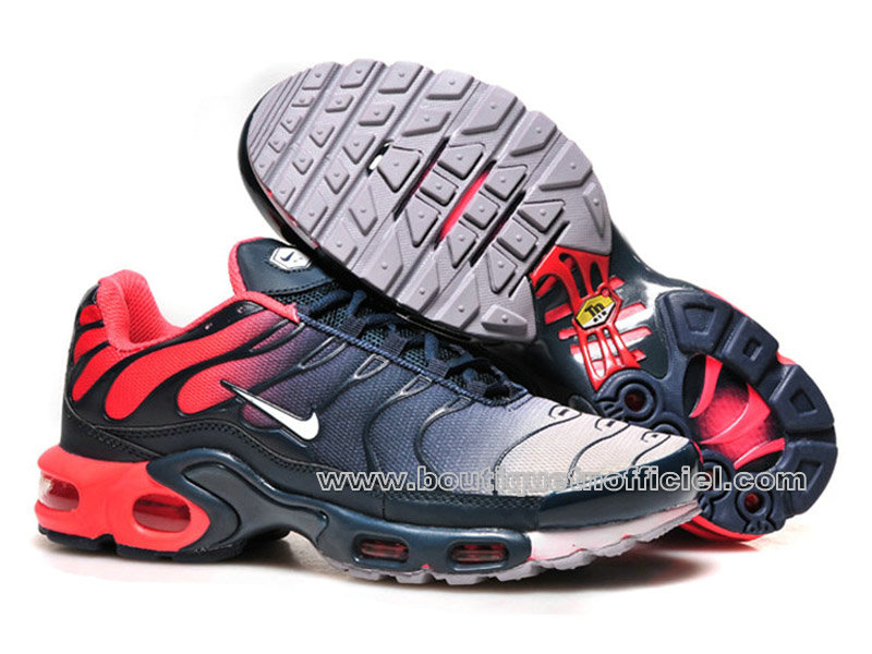 homme nike air max tn noir/rouge