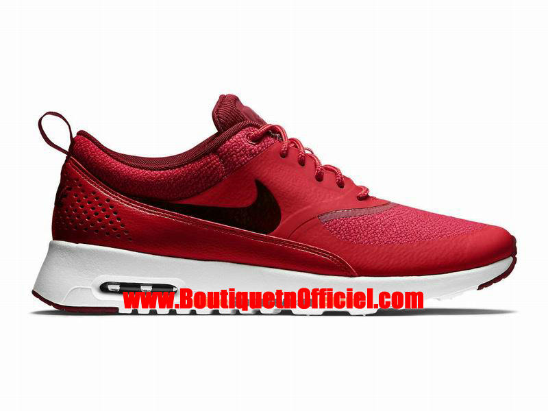 Nike Air Max Thea Homme Rouge
