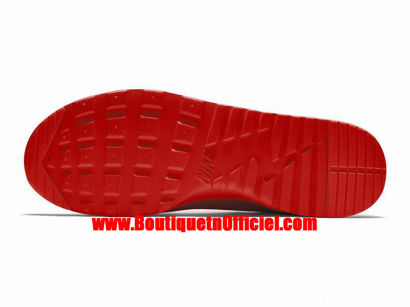 Nike Air Max Thea Chaussure Nike Sportswear Pas Cher Pour Homme Rouge 599409-801