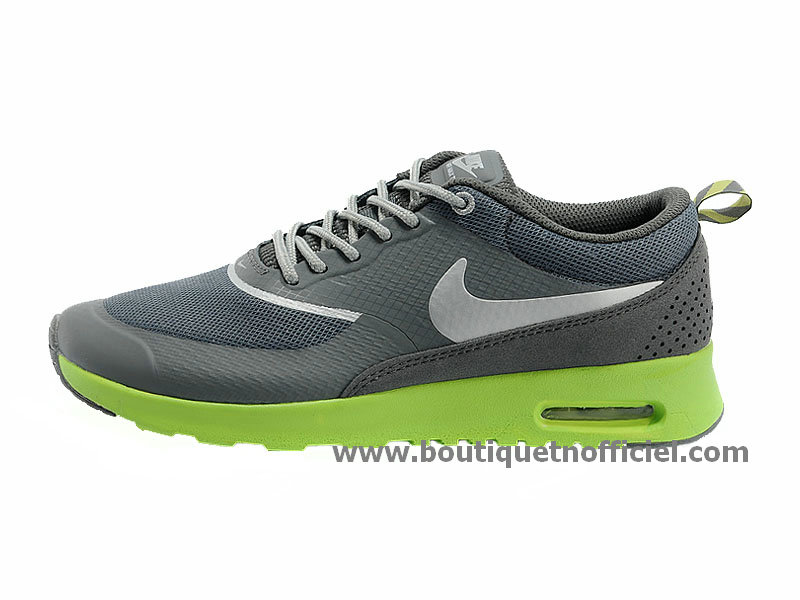 Nike Air Max Thea Print Chaussure Pour Homme Gris 599408-003