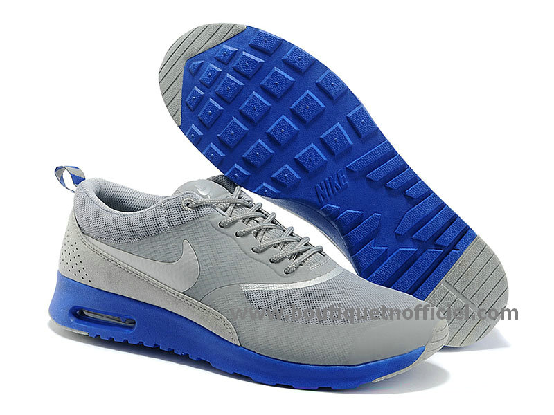 Nike Air Max Thea Print Chaussure Pour Homme Gris 599408-014
