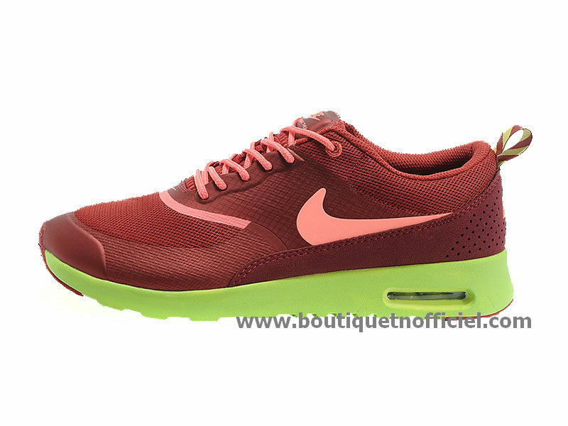 Nike Air Max Thea Print Chaussure Pour Homme Rouge 599408-ID3