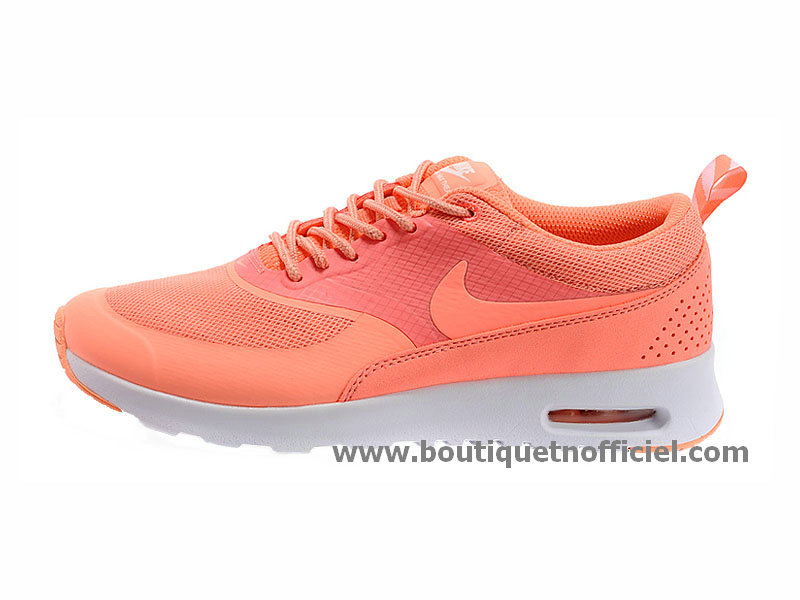 Nike Air Max Thea Print Gs Women´s Shoes Orange 599408 003 Nike Official Website! Tn shoes Distributor France.