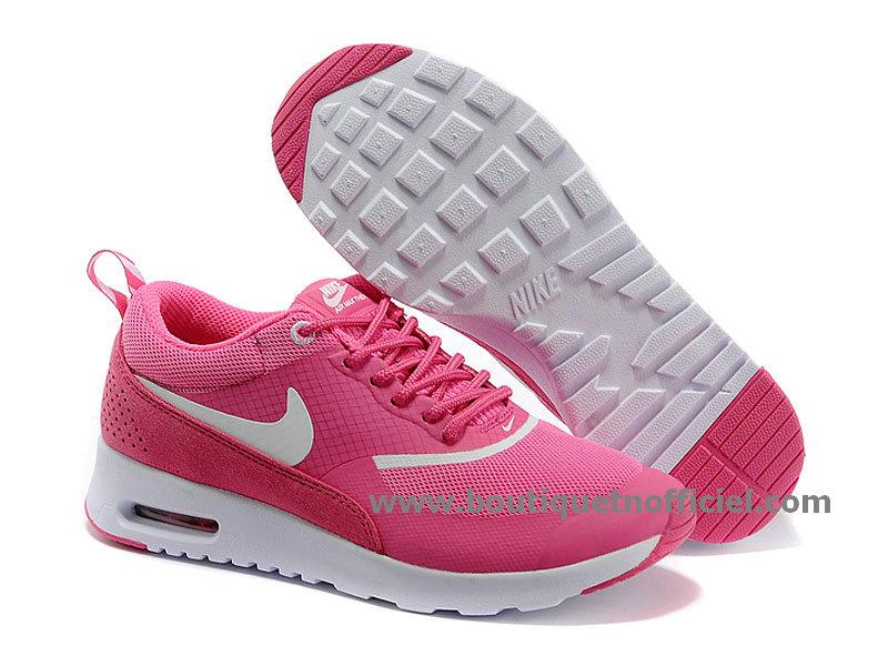 kvalitetsdesign ny stil låg kostnad Nike Air Max Thea Print Gs Women´s Shoes Rose 599408-601-Nike ...