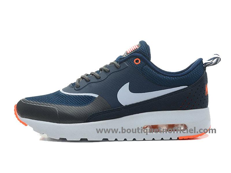 Nike Air Max Thea Print USA Men´s Shoes Deep Blue ...
