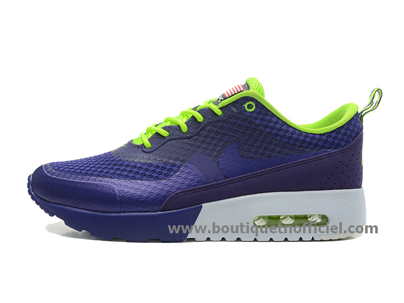 Nike Air Max Thea Print USA Chaussure Pour Homme Pourpre 627249-500