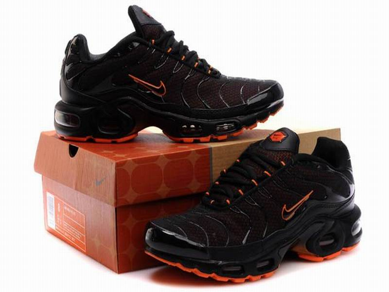 newest 6d73c b40a4 ... Nike Air Max Tn Requin 2013 - Tn Cheap Shoes For Men BlackOrange
