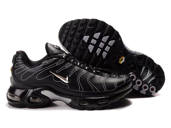 Nike Air Max Tn Requin/Nike Tuned 1 Chaussures Tn Pas Cher Pour Homme Noir
