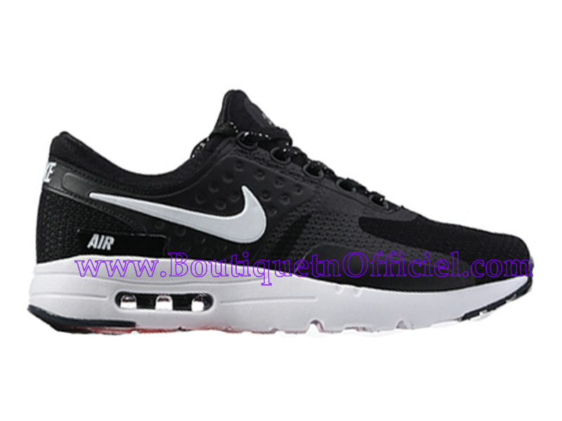 Nike Air Max Zero - Chaussure Mixte Nike Sportswear Pas Cher (Taille Homme)
