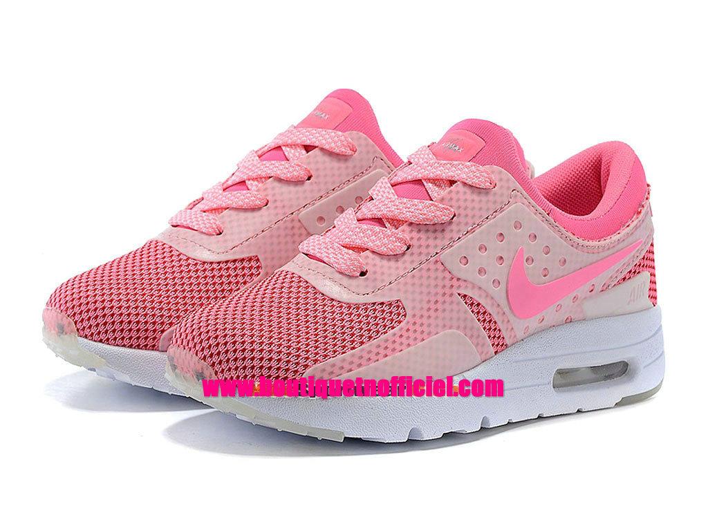 Nike Air Max Zero Premium PS Chaussure Nike Pas Cher Pour Petit Enfant RoseBlanc 789695 006E 1509181919 Officiel Nike Site! Chaussures Tn