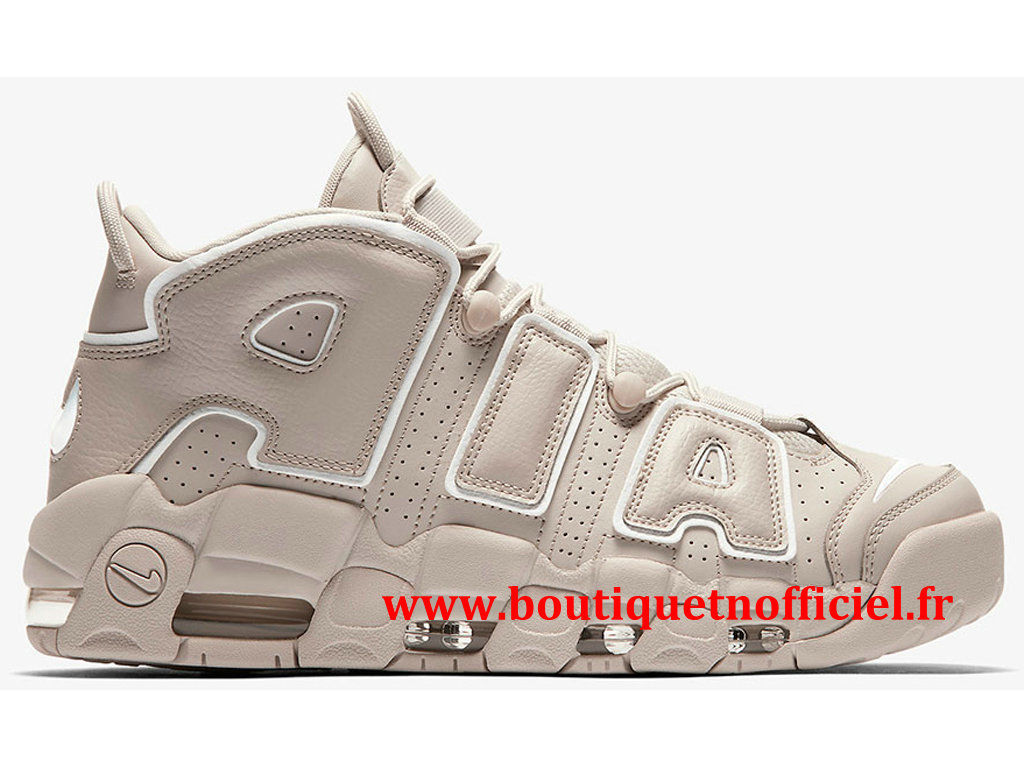 Nike Air More Uptempo ´96 Chaussures BasketBall Pas Cher Pour Homme Blanc 921948-001