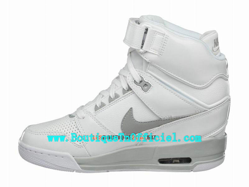 new product f0632 2b4d5 ... Nike Air Revolution Sky Hi GS - Women´s Nike LifeStyle Shoes Blanc Hyper  ...